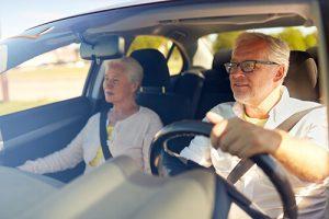 Senior Citizens Driving